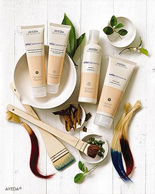 Soins des cheveux - Protection de votre couleur - nm