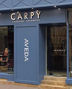 Salon de coiffure Carpy Bayeux centre ville
